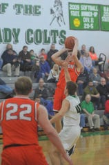 Galion's Rece Payne was named Honorable Mention All-MOAC.