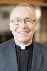 Jan Schmidt, director of pastoral life for the Archdiocese of Cincinnati and rector of the cathedral of St. Peter in Chains