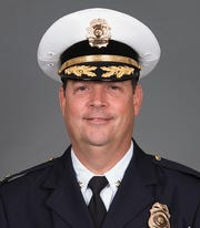 West Chester Assistant Police Chief Brian Rebholz