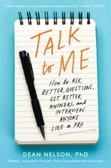 """The story of author Dean Nelson's interview with former Bengals and Tampa Bay Buccaneers coach Sam Wyche is adapted from his book, """"Talk to Me."""""""