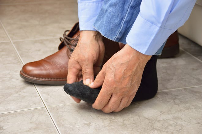 Heel discomfort can be caused by a variety of lifestyle factors – here's what to consider.