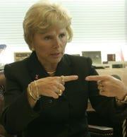 Middlesex County Clerk Elaine Flynn