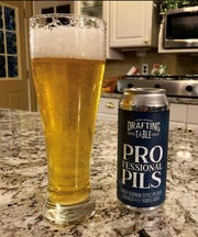 Drafting Table Brewing Co.'s Professional Pils.