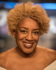 """CCH Pounder, star of """"NCIS: New Orleans"""" and art collector whose """"Queen: From the Collection of CCH Pounder"""" exhibit is coming to Detroit's Charles H. Wright Museum of African American History on January 28."""