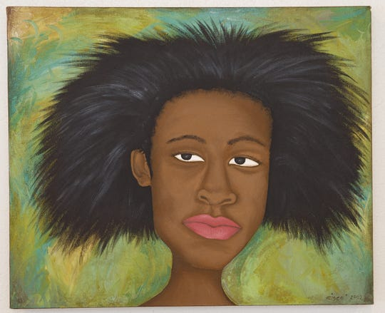 """""""Queen: From the Collection of CCH Pounder"""" features artworks from the private collection of the """"NCIS: New Orleans"""" star that focus on """"the beauty, strength, dignity, and agency of black women in Africa and throughout the African Diaspora,"""" according to the Charles H. Wright Museum of African American History in Detroit."""
