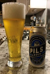 Old Nation Brewing Co.'s Pils.