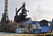 Employees at U.S. Steel's Great Lakes Works complex on Zug Island were notified in December that the company would idle most of their facilities in Ecorse and River Rouge, Michigan, affecting as many as 1,500 workers.