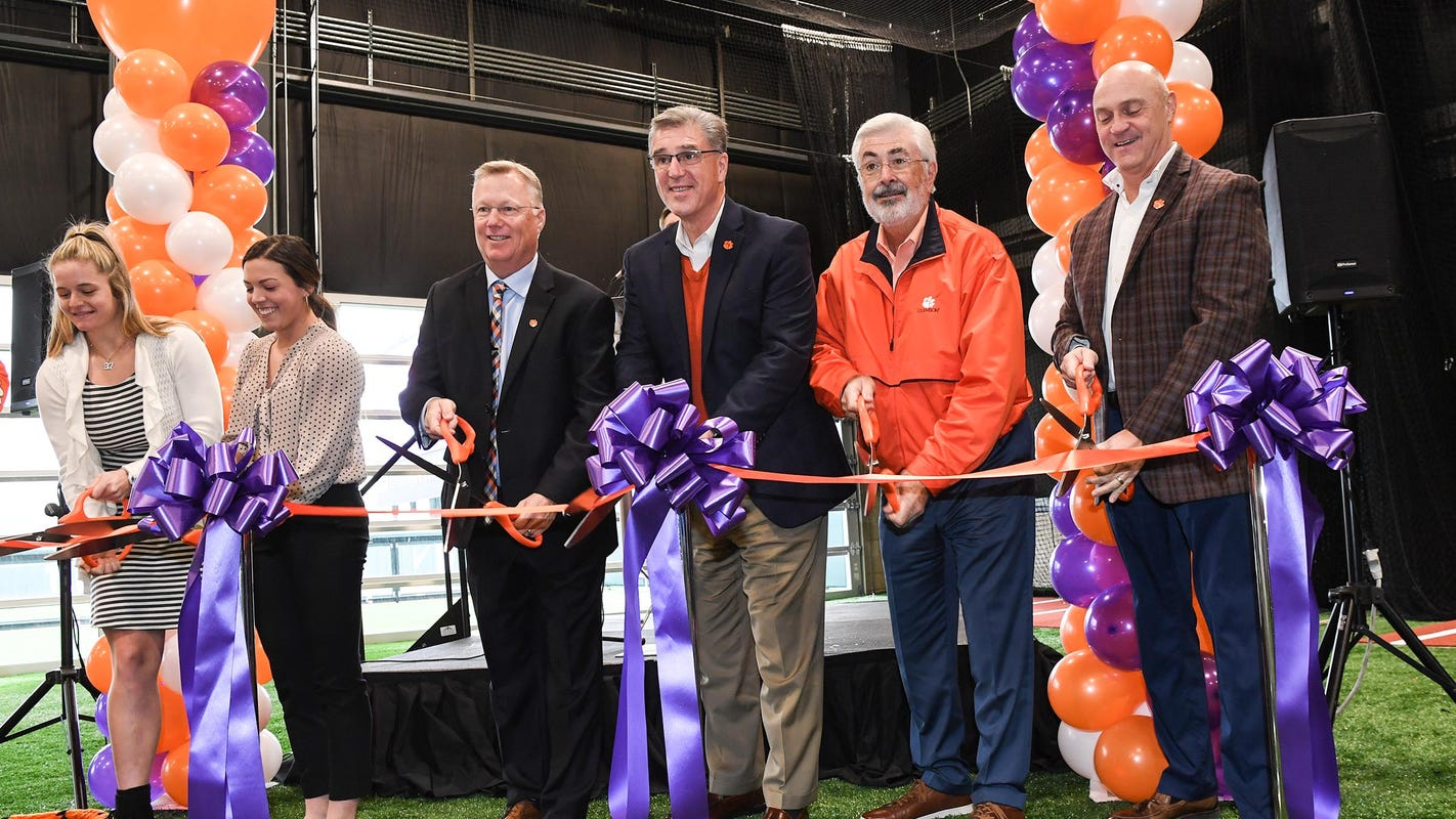 Clemson softball welcomes first season with new stadium ahead of February home opener
