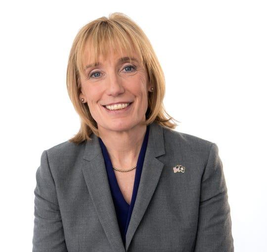Sen. Maggie Hassan, D-New Hampshire