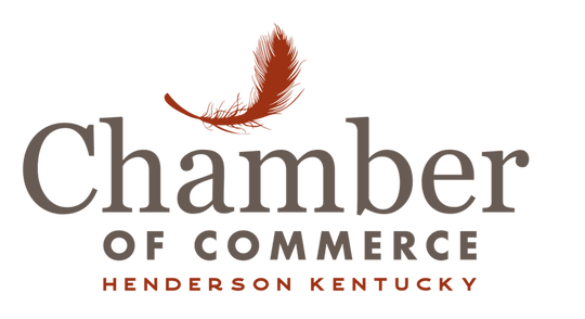 Henderson Chamber of Commerce logo.