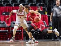 Ty Doucet UL women's basketball