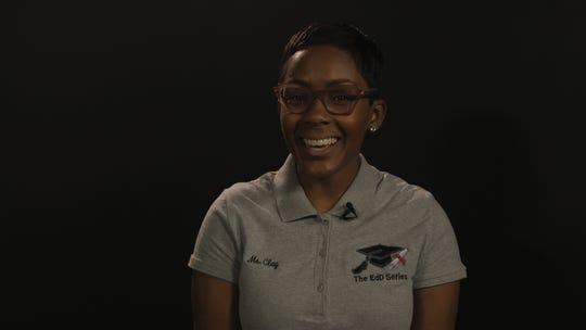 Brandi Clay, a teacher at Northside High School, is a finalist for the 2020 LEF Teacher Awards.