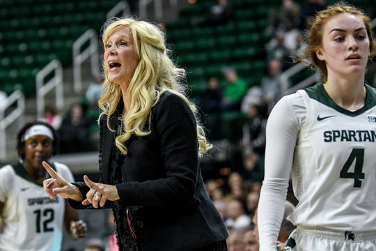 MSU women's basketball head coach Suzy Merchant has made the NCAA tournament twice in the last four years. The Spartans went 16-14 this season and as injuries and close losses piled up for the Spartans before the season was cut short by the coronavirus pandemic.