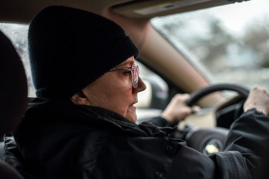 Lansing Police Department social worker Jan Bidwell is the first police department staff social worker in Michigan. She helps lower LPD's case load by working with people who are homeless, mentally ill or suffer from substance abuse disorders.