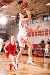 Christian Brothers University junior Brynne Lytle entered the week leading the Lady Bucs in scoring (averaging 23 points a game). She was also recently named Gulf South Conference Women's Basketball Player of the Week.