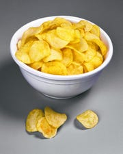 Regionally made potato chips often stir local loyalty.
