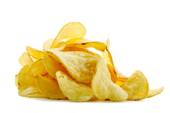 Potato chips, as the stories go, began as either a mistake or a revenge dish.