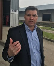 Remi Bonnecaze, chief executive officer of Epic Piping, said Lake Providence has embraced the company and workers.