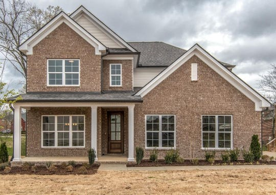 SPRING HILL: 1018 Maleventum Way Lot 81 37174