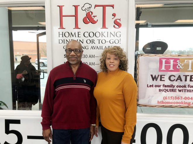 H&T's Home Cooking restaurant on Murfreesboro Pike in Nashville.