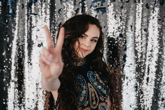Farmington's Chevel Shepherd finished recording her first disc in November in Nashville with a release planned for later this year.
