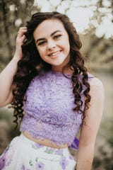 Farmington's Chevel Shepherd has a lot planned for the new year, including a hometown concert, the release of her first recording, the release of her first film and her high school graduation.