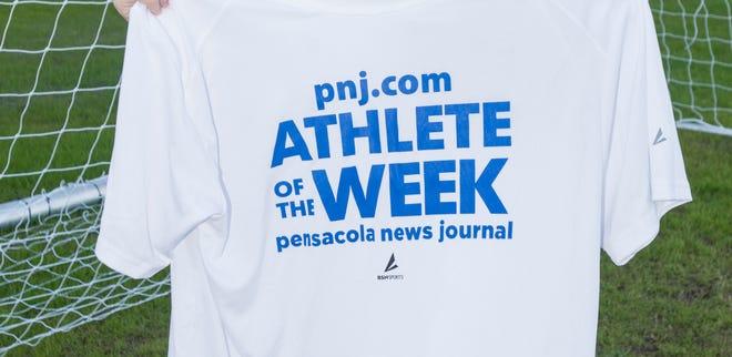 Athlete of the Week - Savannah Jacobi - Gulf Breeze soccer on Friday, Jan. 24, 2020.
