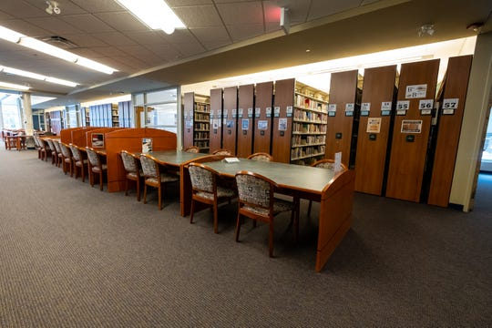 The St. Clair County Library System has approached SC4 about relocating the Port Huron branch on campus.