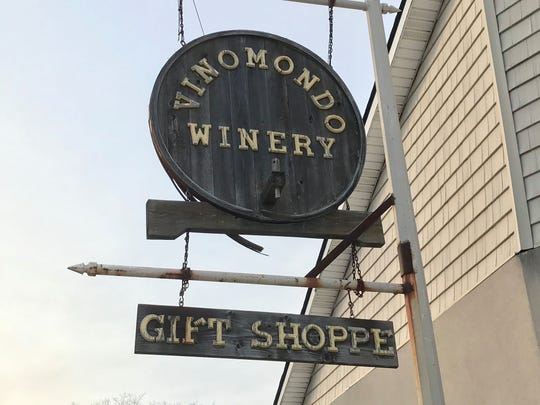Vinomondo Winery, located at 4505 Lakeshore Road in Fort Gratiot Township, is listed for sale for $595,900.