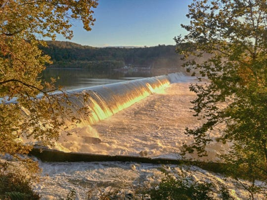 The Holtwood Dam on the Lower Susquehanna River.