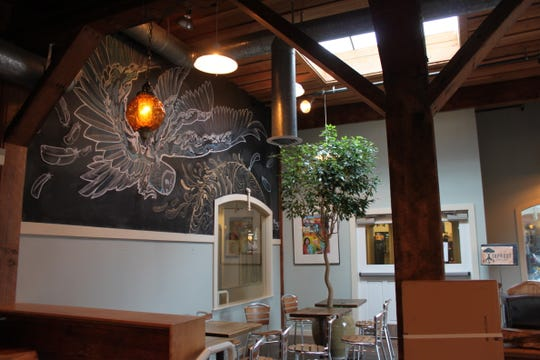 """TAOwill feel like a miniature version of Taproot downtown, said owner Christopher Holland, """"we're trying to keep a common thread.""""Renovations are underway at the new space, which has a projected opening in February."""