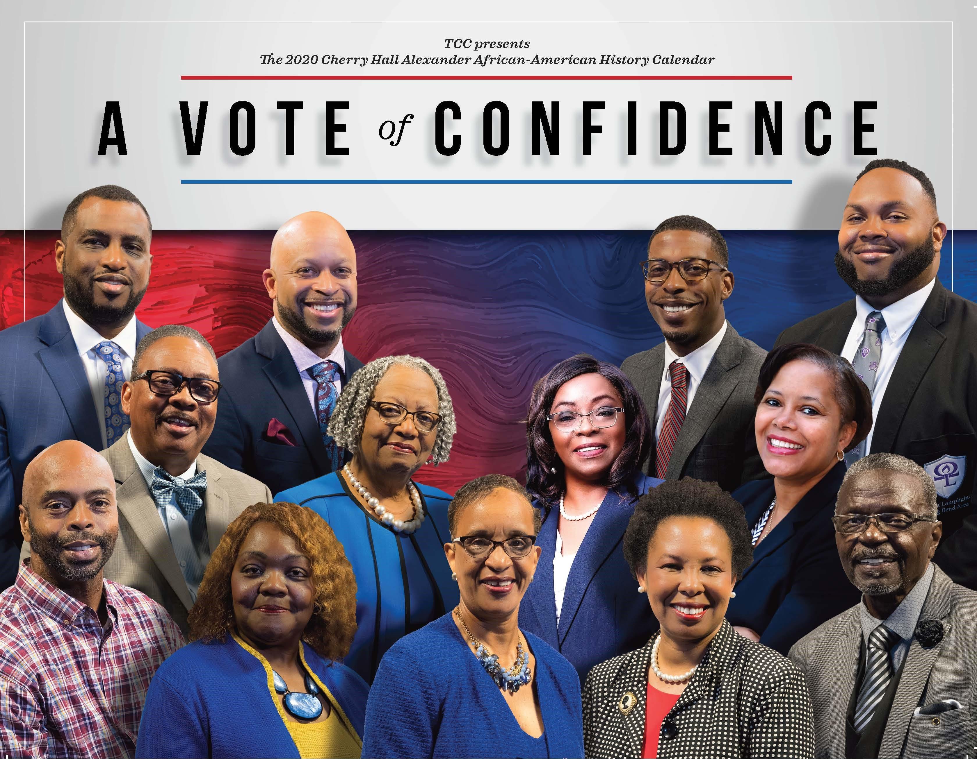 Tcc Fall 2021 Calendar TCC set to release 2020 African American History Calendar