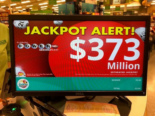 Powerball excitement rises with the jackpot, now the 18th highest in the game's history.