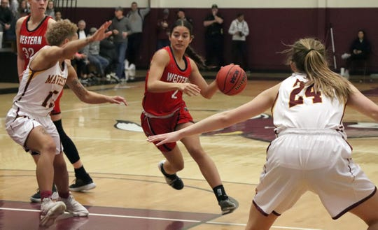 Andress graduate Hannah Cooper is having success in college for Western Colorado.