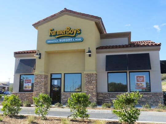 Farmer Boys will open its first Ventura County location Jan. 26 in Newbury Park.
