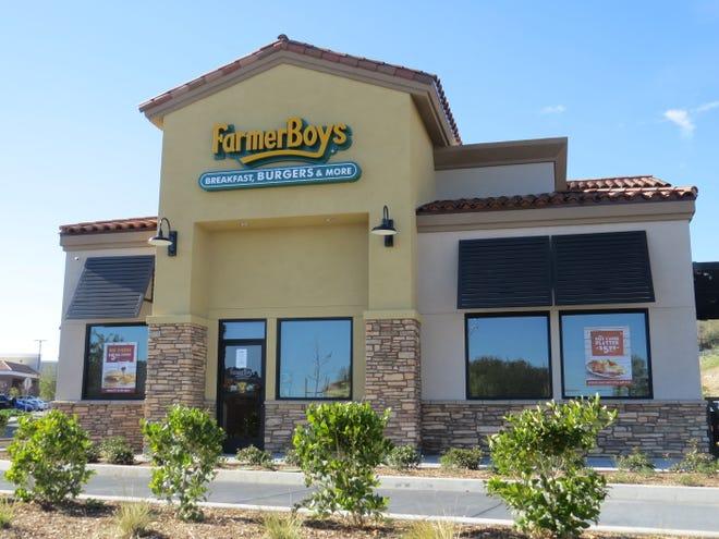 Farmer Boys will open its first Ventura County location Jan. 26 in Newbury Park.