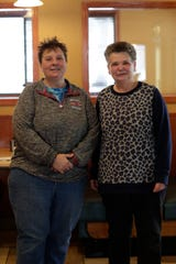 Sandy Erickson, left, and Susan Pfaff each worked at Semco Windows and Doors in Merrill for decades. The two friends were heartbroken when they discovered it closed suddenly at the end of 2019. The closure violated state and federal notice laws, an attorney with the union representing employees said. The two are pictured here at Pine Ridge Restaurant in Merrill on Thursday, Jan. 23, 2020.