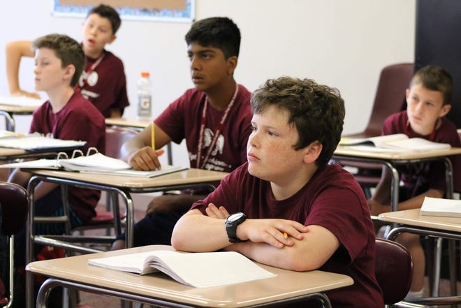Fordham Preparatory School's Higher Achievement Program (HAP)  helps young men prepare for their eighth grade year, a pivotal time of learning.