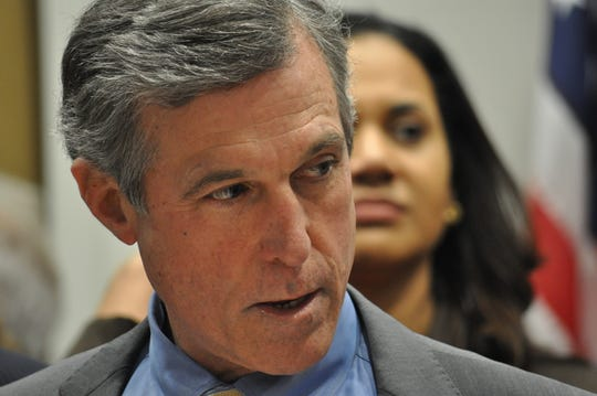Gov. John Carney is asking the U.S. Supreme Court to settle a fight over a provision in Delaware's constitution requiring a political balance among state court judges.
