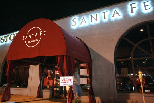 The original Santa Fe restaurant in Wilmington was in the old Galleria shops off Pennsylvania Avenue. It is returning to the site, which is now home to luxury apartments.