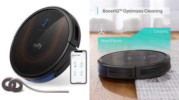 The eufy BoostIQ RoboVac 30C MAX is an incredible smart robot vacuum for the price.