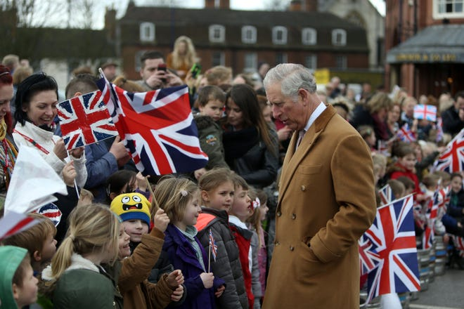 Even regional trips within the U.K. can be costly. Prince Charles' two-day trip to Lancashire and Yorkshire in March 2017 cost more than $60,000.