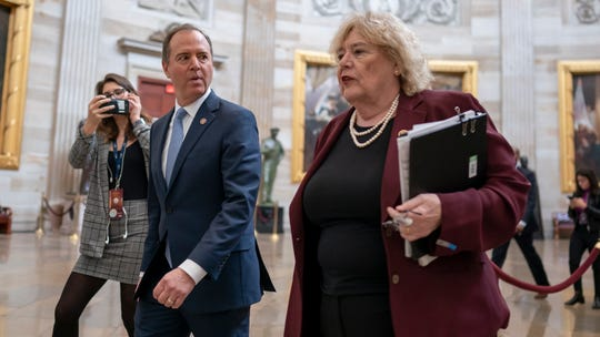 Schiff ends Democrat arguments with warning, Trump's lawyers to state case Saturday - impeachment trial latest