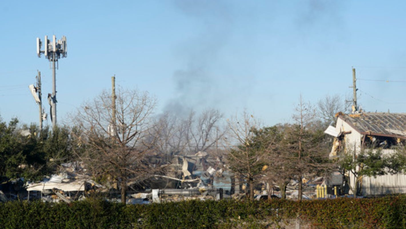 houston explosion - photo #5