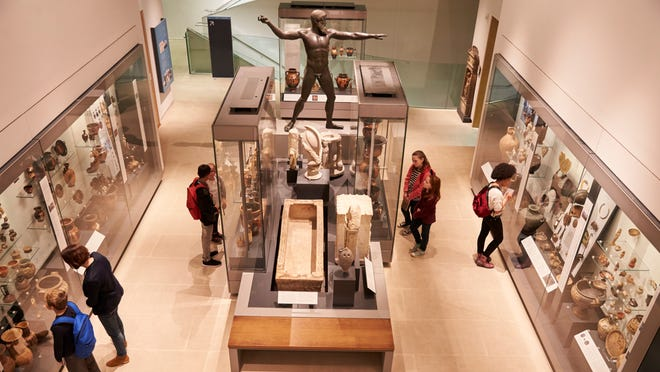 Art museum exhibits, more are welcoming back visitors
