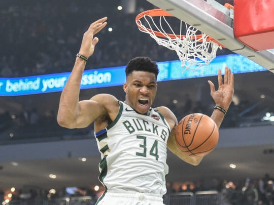 Milwaukee Bucks become earliest team to clinch playoff spot in NBA history