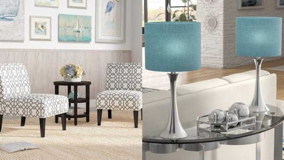 Give your living room a refresh thanks to this Wayfair sale.