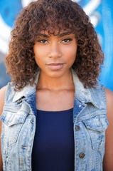 "Keyport native Bianca Bethune plays Megan Burnett in the new ""Bad Boys for Life"" film."