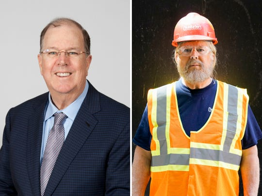 """Clean Harbors CEO Alan McKim helped clean up Matagorda Island under the alias Bill Anderson in Season 9 Episode 4 of """"Undercover Boss."""" The episode will air Monday at 8 p.m. central on CBS."""