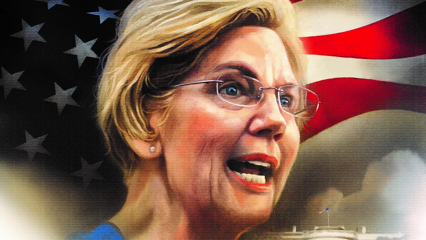 Endorsement: Elizabeth Warren will push an unequal America in the right direction